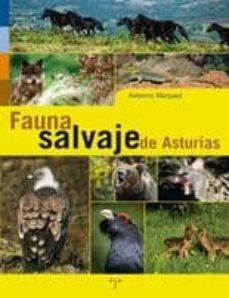 fauna salvaje de asturias-antonio vazquez-9788497045391