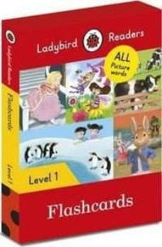 flashcards. all picture words. level 1 (ladybird)-9780241294505