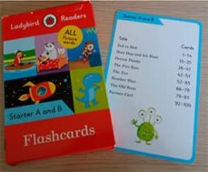 flashcards. all picture words. starter a and b (ladybird)-9780241294499