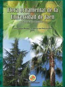 flora ornamental de la universidad de jaen-carlos salazar mendias-9788484396925