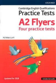 flyers practice tests student book + cd pk ed 2018-9780194042673
