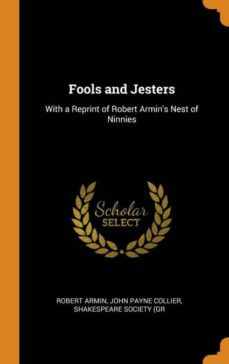 fools and jesters-9780341676959