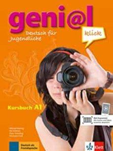 genial klick a1 kursbuch. libro del alumno + 2 cd-9783126062800
