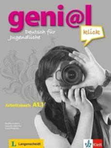 genial klick a1.1 arbeitsbuch. libro de ejercicios + audio-9783126052719