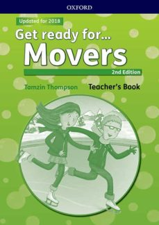 get ready for movers. teacher s book 2nd edition-tamzin thompson-9780194041720