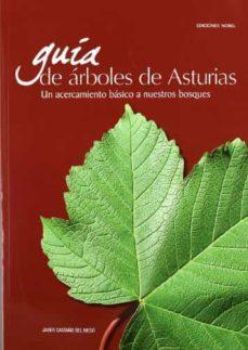 guia de arboles de asturias-javier castaño del riego-9788484596615