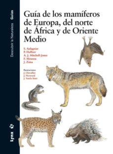 guia de los mamiferos de europa-s. aulagnier-9788496553521