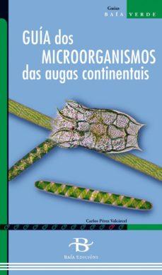 guia dos microorganismos das augas continentais-carlos perez valcarcel-9788492630592