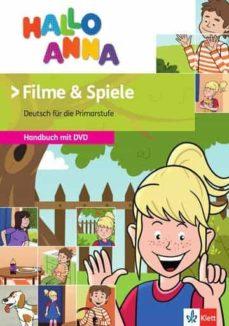 hallo anna 1 video juego libro + dvd-9783126761161