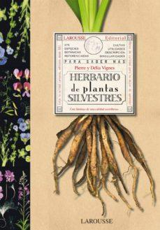 herbario de plantas silvestres-9788480168762