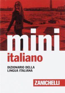 il mini di italiano. dizionario della lingua italiana-9788808720993