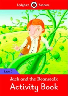 jack and the beanstalk activity book - ladybird readers level 3-9780241284179