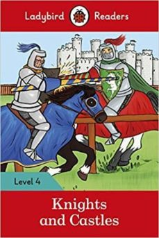 knights and castles - ladybird readers level 4-9780241284322