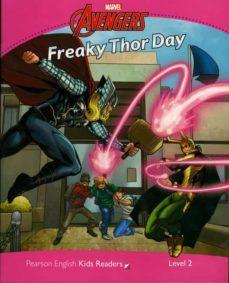 level 2: marvel s freaky thor day-9781292206226