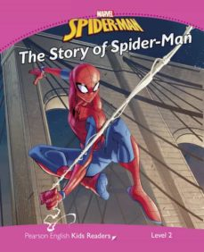 level 2: marvel s the story of spider-man-9781292206004