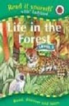 life in the forest (level 1 )-9781846464621