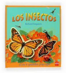 los insectos-richard ferguson-9788467519624