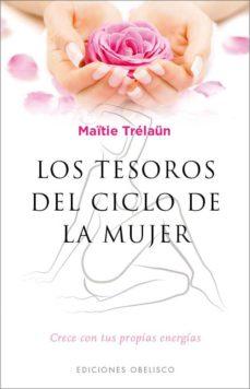 los tesoros del ciclo de la mujer-maitie trelaun-9788491111597