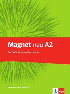 magnet neu a2 ejercicios+cd-9783126760867