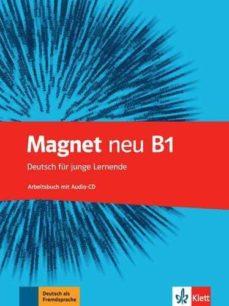magnet neu b1 ejercicios+cd-9783126760911
