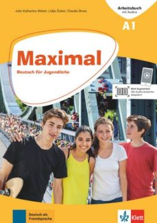 maximal a1 ejercicios +audio online-9783126767415