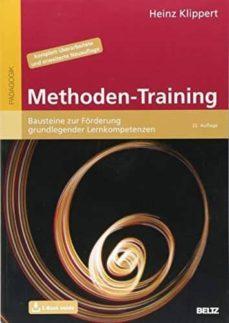 methoden-training. bausteine zur forderung grundlegender lernkompetenzen (mit e-book inside)-heinz klippert-9783407630667