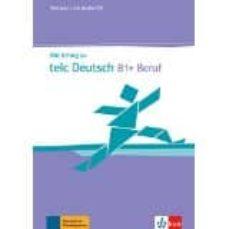 mir erfolg telc deutsch b1+ tests+cd-9783126768153