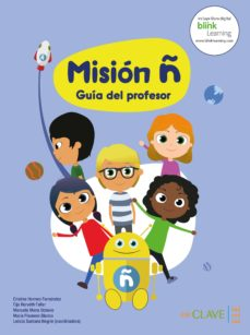 misión ñ - guía del profesor-9788416108763