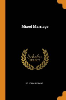 mixed marriage-9780341670520