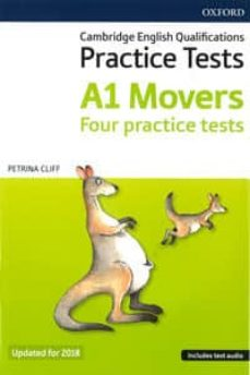 movers practice tests student book + cd pk ed 2018-9780194042635
