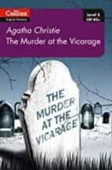 murder at the vicarage: b2+ level 5-agatha christie-9780008262310