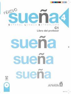 nuevo sueña 4 - libro del profesor-9788469827987
