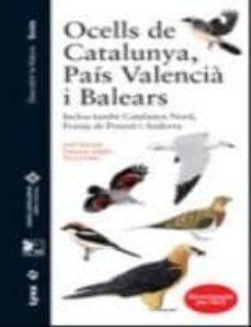 ocells de catalunya , pais valencia i balears-joan estrada-9788496553545