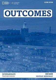 outcomes intermediate: teacher s book and class audio cd-9781305268210