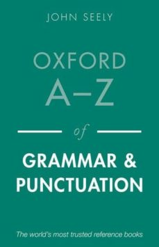 oxford a-z of grammar and punctuation-9780199669189