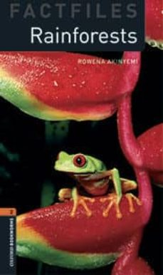 oxford bookworms library: level 2 - factfiles: rainforests mp3 pack-rowena akinyemi-9780194637794