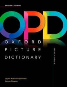 oxford picture dictionary english/spanish dictionary-9780194505284