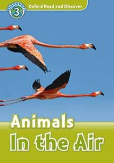 oxford read and discover 3. animals in the air mp3 pack-robert quinn-9780194021753