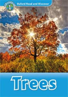 oxford read and discover: level 1: trees audio pack-9780194021456