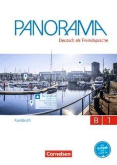 panorama b1 kursbuch (libro de curso)-9783061205232