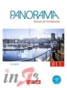 panorama b1.1. kursbuch (libro de curso)-9783061205119