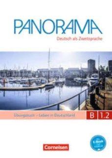 panorama b1.2: libro de ejercicios con cd-andrea finster-britta winter-kiontke-9783061204907