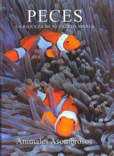 peces: la riqueza de nuestros mares-9788449218545