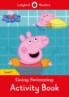 peppa pig going swimming activity book - ladybird readers level 1-9780241316108
