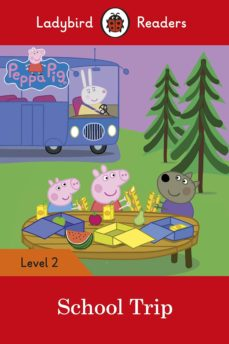 peppa pig: school trip - ladybird readers level 2-9780241283721