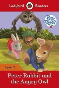 peter rabbit and the angry owl - ladybird readers level 2-9780241283691