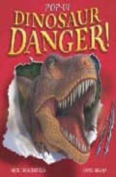 pop up dinosaur danger-nick denchfield-anne sharp-9781405053327
