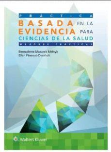 practica basada en la evidencia para ciencias de la salud (3ª ed. )-bernardette m. melnyk-9788416004959