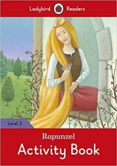rapunzel activity book - ladybird readers level 3-9780241284124