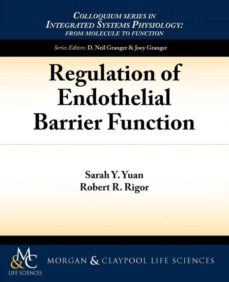 regulation of endothelial barrier function-9781615041206